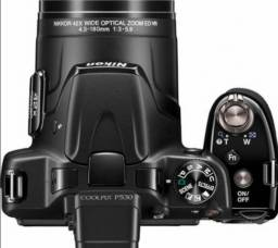Câmera Nikon coolpix P530 , 45xzoom
