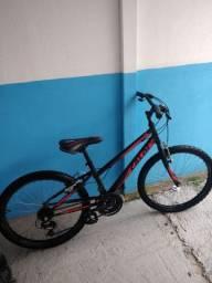 Bike Caloi aro 24 , 21v