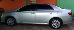 Corolla 2009 - XLI - 1.8 Flex Completo - Cor Prata - Câmbio manual - Carro impecável