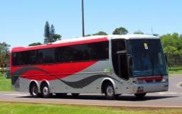 Ônibus rodoviário Vistabuss / O 400 RSD - 1999