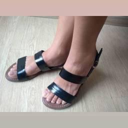 Sandália top model feminina.