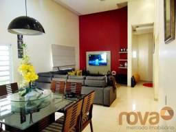 Casa à venda com 3 dormitórios em Residencial eldorado, Goiânia cod:NOV235942