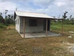 chácara com uma residencia em construção shangrila