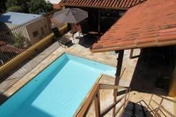 Casa à venda com 4 dormitórios em Caiçara, Belo horizonte cod:6066