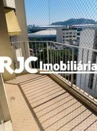 Apartamento à venda com 3 dormitórios em Maracanã, Rio de janeiro cod:MBAP33146