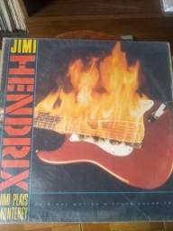 LP Jimi Hendrix - Jimi Plays Monterey