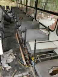 Bancos para ônibus