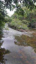 Chácara no rio Coxipó Açu.rio de água cristalina