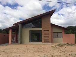 Aluguel por temporada, casa 3/4 com suite na Fazenda Real Residence, Simões Filho - Ba