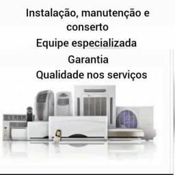 Serviços Especializado em Ar Condicionado
