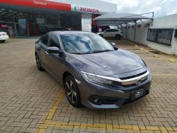 CIVIC 2018/2018 1.5 16V TURBO GASOLINA TOURING 4P CVT - 2018