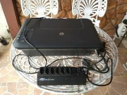 Impressora HP Deskjet F2050 + Filtro de linha