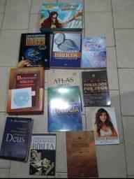 Livros e DVD