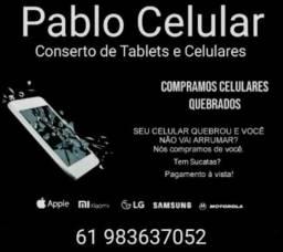 Celulares e Tablets