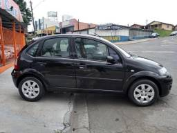 C3 Glx 12 1.4 8v Flex Completo + Air Bag + Som + Rodas + Couro !! - 2012