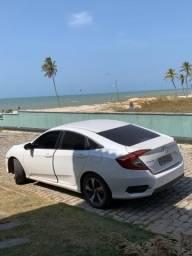 Honda Civic EX 18/18 completo e revisado - 2018