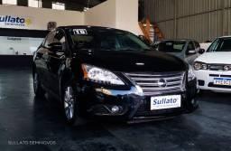 Nissan Sentra SV Automatico + couro Zero Entrada 60x R$ 1299,00