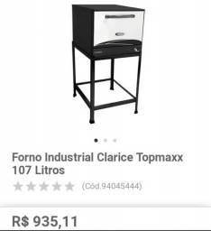 FORNO INDUSTRIAL A GÁS