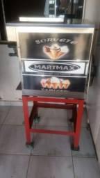 Maquina de sorvete expresso mart max