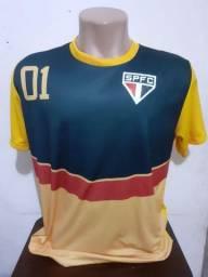 Camiseta Do São Paulo Goleiro