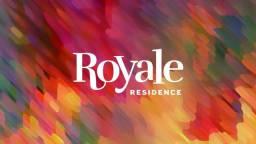 14- Royale Residence. Aptos com elevador e porcelanato. Venha simular