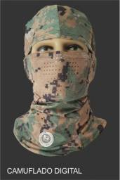 Balaclava/Touca Ninja para Pescaria com Proteção UV