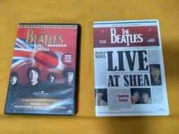2 shows dos Beatles em Dvd