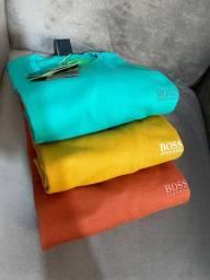 Camisetas Hugo Bo ss Peruanas Apenas 45.00