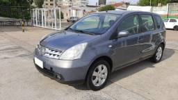 Nissan Livina SL 1.6 Cinza 2010 Completa, Carro em Excelente Estado