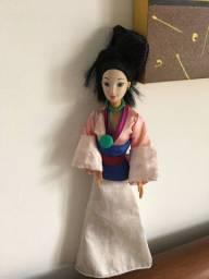 Título do anúncio: Barbie Mulan