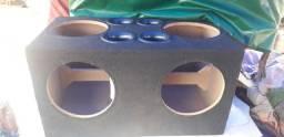Vendo ou troco caixa projetada para evok zeta pawer vox com dutos resonador