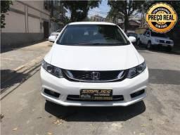 Honda Civic LXR 2.0 flex automático completo