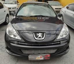 207 Sedan 1.6 automático 2011 com GNV ( peq.entrada + 48x 535,00 fixas )