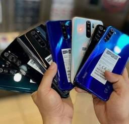 Aparelhos Xiaomi vários modelos disponíveis