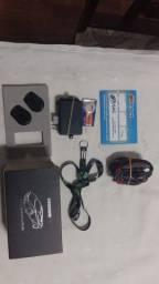Alarme de presença p/ moto universal com 2 controles R$200,00