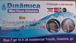 Título do anúncio: Mine poço Artesiano 2.500