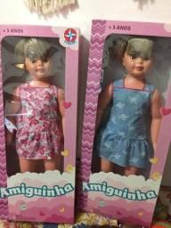 Boneca Amiguinha - Boneca da Estrela