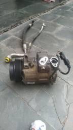 Kit completo do ar condicionado Mercedes c180