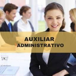 Vaga de auxiliar administrativa