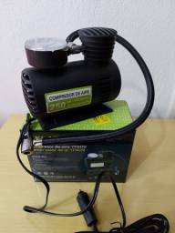 Compressor automotivo portátil