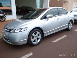 Civic LXS 1.8 Flex Automático Ac. Troca/Financio