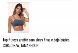 Lindo Cropped Fitness