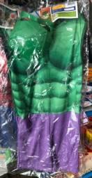 Vendo fantasia do Hulk nova 6/8 anos