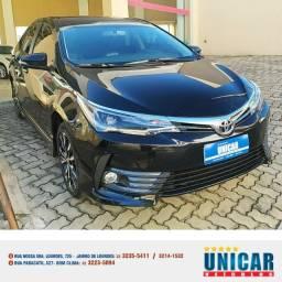 Toyota Corolla Xrs 2.0 2018 Preto Aut. Compelto