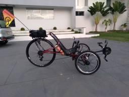Título do anúncio: Triciclo Reclinável Full Suspencion Arttrike