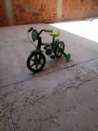 Título do anúncio: Bicicleta infantil nova