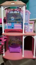 100$ Casa grande Barbie