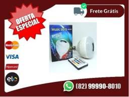 Oferta.boa-entregagratiis-Lampada Led Bluetooth + Controle Remoto