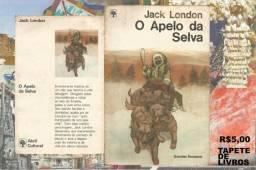 O apelo da selva, Jack London, editora Abril, 1981