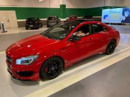 Mercedes cla 250 sport